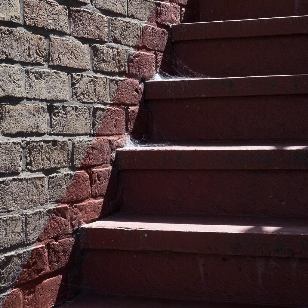 Rote Stufen