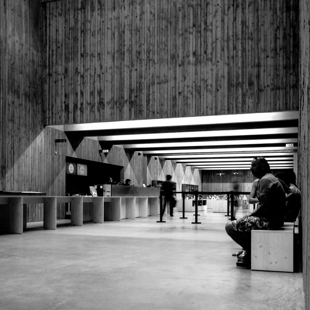 Besucherzentrum De Zwin; Belgien